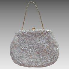 Vintage 50's Salco Bag Evening Bag Purse