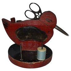 Antique German Sewing Set