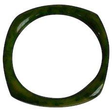 Art Deco End of day Bakelite Bracelet
