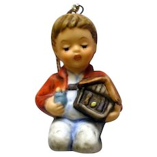 Goebel Berta Hummel 1997 My first nativity Christmas ornament