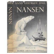 Nansen,  illustrated by Boris Artzybasheff
