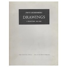 Drawings, SIGNED by Fritz Eichenberg