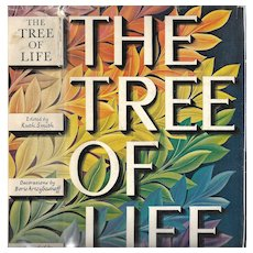 The Tree of Life: Selections from the Literature of the World's Religions, illustrated
