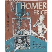 Homer Price by Robert McCloskey