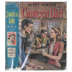 Kitty Carter Canteen Girl by Ruby Lorraine Radford, 1944