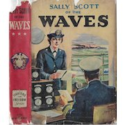 Sally Scott of the WAVES by Roy J. Snell, 1943.