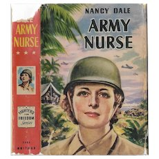 Nancy Dale Army Nurse by Ruby Lorraine Radford 1944