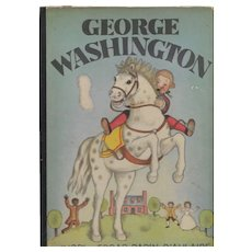 George Washington by Ingri and Edgar Parin D'Aulaire.
