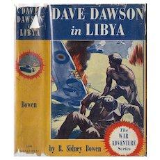 Dave Dawson in Libya br R. Sidney Bowen, 1941