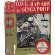 Dave Dawson at Singapore by R. Sidney Bowen, 1942