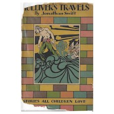 Gulliver's Travels,  illustrated by Sherman Cooke, 1930