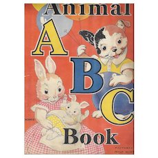 Animal ABC Book, pictures by Milo Winter 1935.