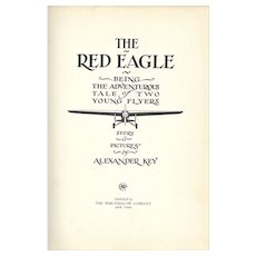 The Red Eagle, story and pictures by Alexander Key