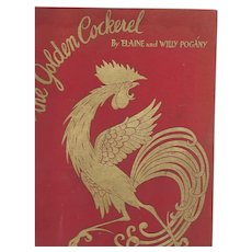 The Golden Cockerel illustrated by Willy Pogany 1938