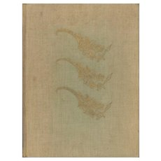 Book of the Three Dragons by Kenneth Morris, First edition 1930