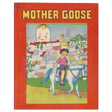 Mother Goose illustrated by Florence Choate, 1919