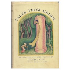 Tales from Grimm by Wanda Gag, 1936