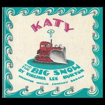 Katy and the Big Snow by Virginia Lee Burton, 1943