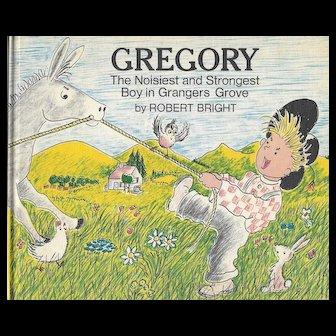 Gregory, by Robert Bright, 1969