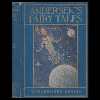 Andersen's Fairy Tales illustrated by Milo Winter, 1916.