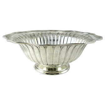 Frank M Whiting Black, Starr & Frost Sterling Silver Bowl