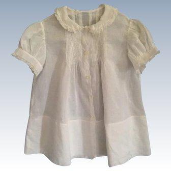 Little White Dress For Baby