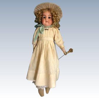 "Antique German Doll Majestic 19 1/4"" Tall"