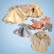 Ginger, Ginny and Terri Lee Clothes