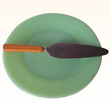 BAKELITE Vintage Kitchenware Pie or Pastry Server