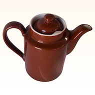 Vintage HALL Coffee Pot Restaurant Ware
