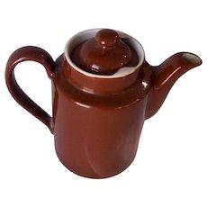 Vintage HALL Coffee Pot Restaurant Ware