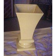 Vintage Robinson Ransbottom Pottery Vase Marked RRPCO