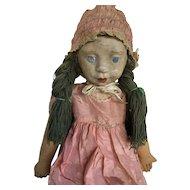 WPA cloth doll