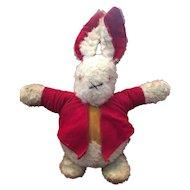 Vintage Joy Toys Rabbit