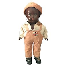 Vintage Whistling Rufus Doll