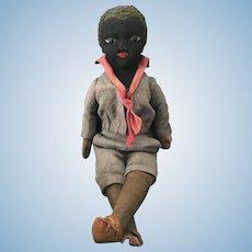 Antique Black Beecher type doll