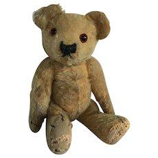 Well-loved bear 1940s