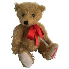 Vintage bear made in England