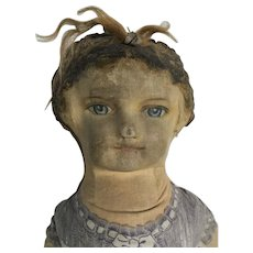 Deans A1 Tru-to-Life Face cloth doll