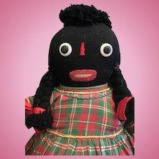 Early Black Americana Doll