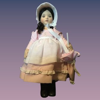 R. John Wright - The Enchanted Doll - 230/500