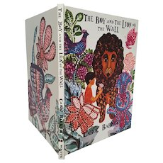 The Boy and the Lion on the Wall ~published 1969