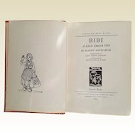 BIBI: A Little Danish Girl ~ published 1934 ~ Illustrations