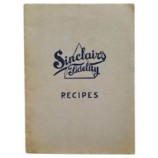 circa 1890 ~ T.M. Sinclair & Co. Meatpacking Plant ~ 'Sinclair's Fidelity Recipes' by Eleanor Lee Wright