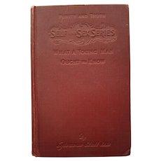 Self and Sex Series Book ~printed 1904