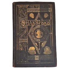 The PICTORIAL Edition of the Works of SHAKESPEARE ~ Tragedies I ~ 1870 Antique