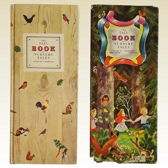 The TALL Book of Nursery TALES ~ 1944 ~ illustrator Feodor Rojankovsky