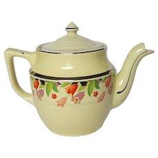 Vintage 1940's HALL Coffee Tea Pot DRIP-O-LATOR ~ for the Enterprise Aluminum Company