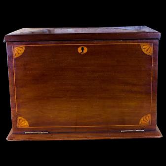 Edwardian Stationery Cabinet c.1910