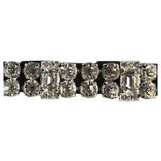 Vintage Eisenberg Ice Bracelet Signed